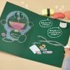 全学年向け新雑誌『小学8年生』大ヒット発売中! 付録は「手作りチョークと黒板ノート」