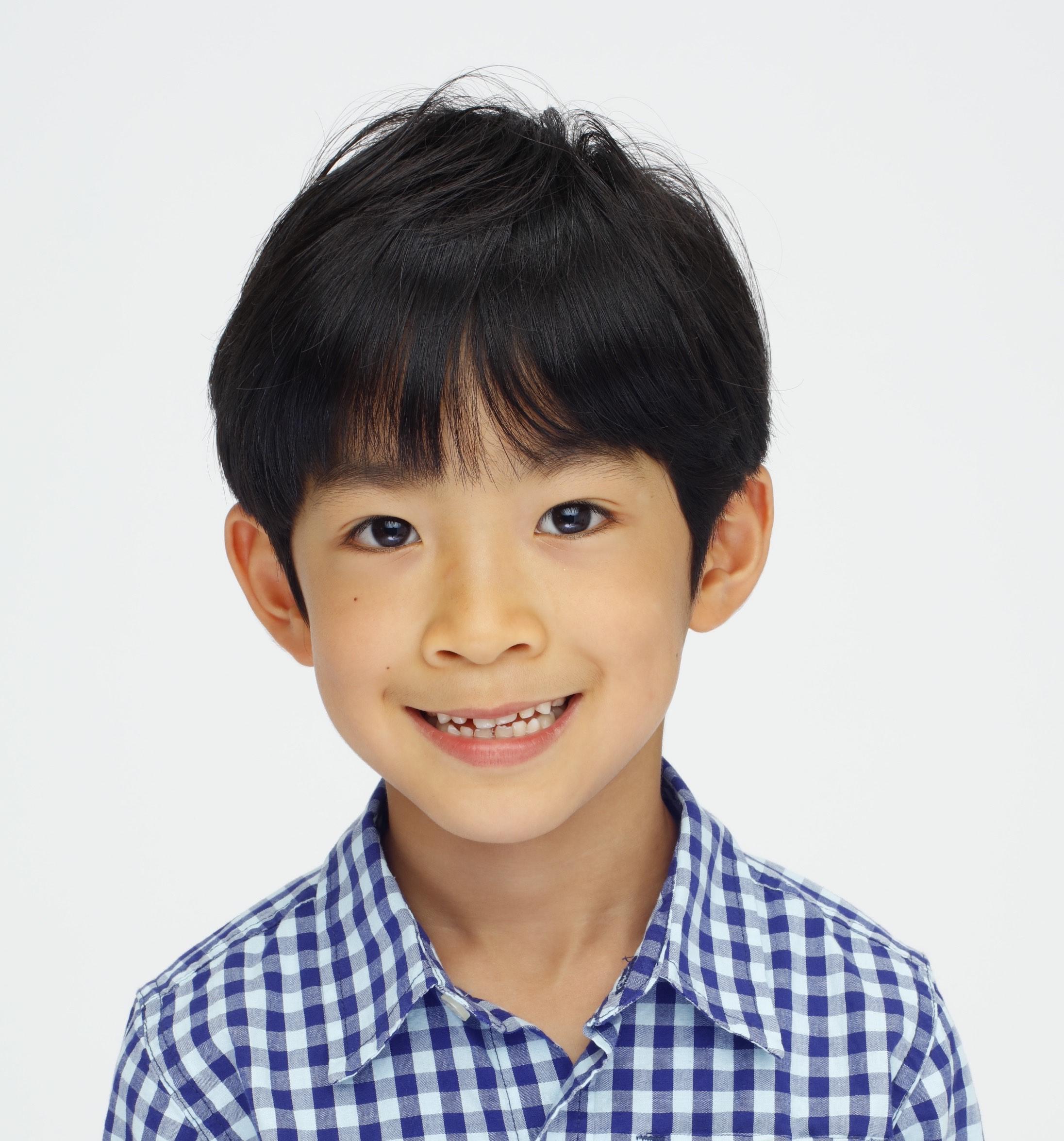 大楠 悠斗くん 2017『小学一年生』モデル