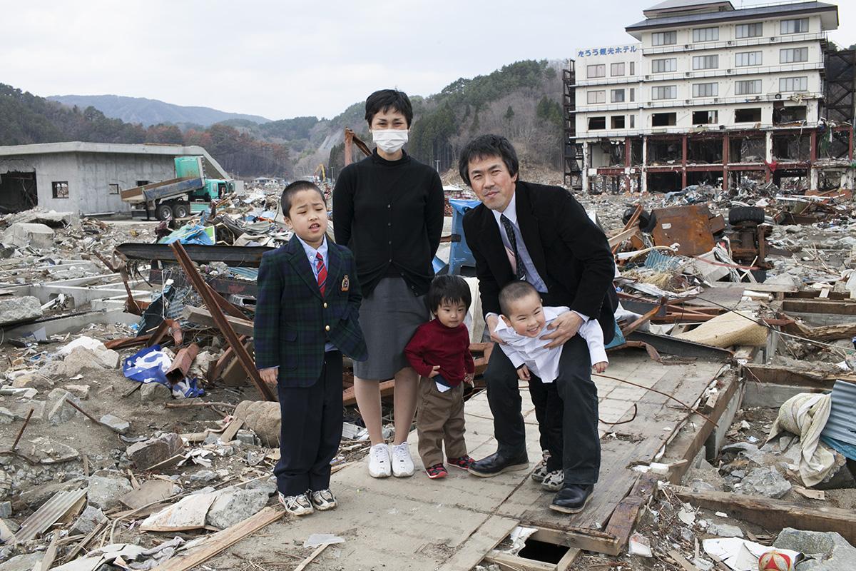 東日本大震災 被災地の小学生~入学から卒業まで~ 2.古くて新しいランドセル