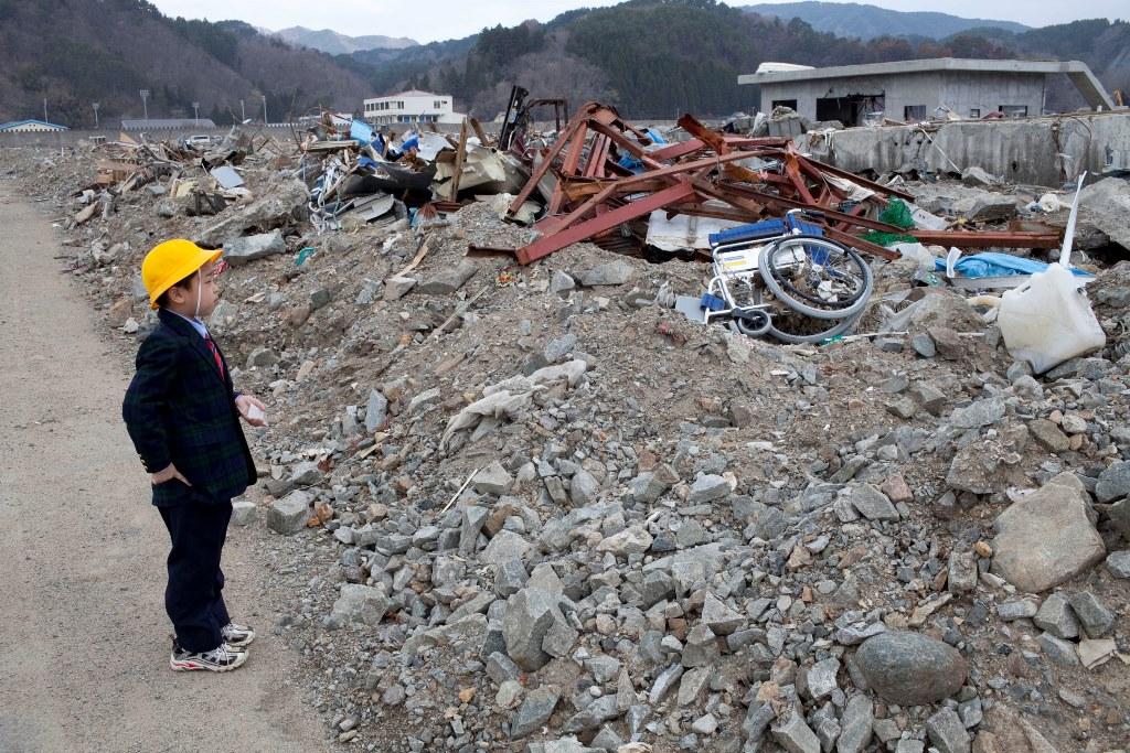 東日本大震災 被災地の小学生 ~入学から卒業まで~