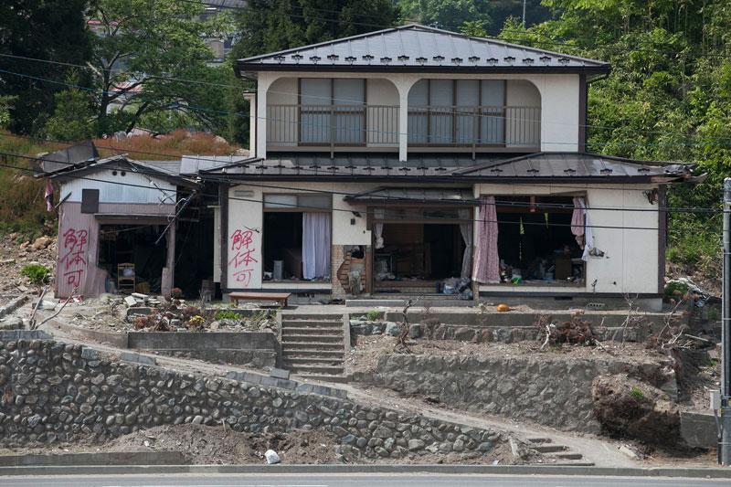 東日本大震災 4.復興の長い道