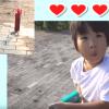 YouTube「がっちゃんねる」考案!『小学一年生』付録の水でっぽう活用ゲーム