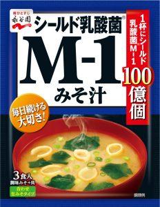 シールド乳酸菌M-1みそ汁