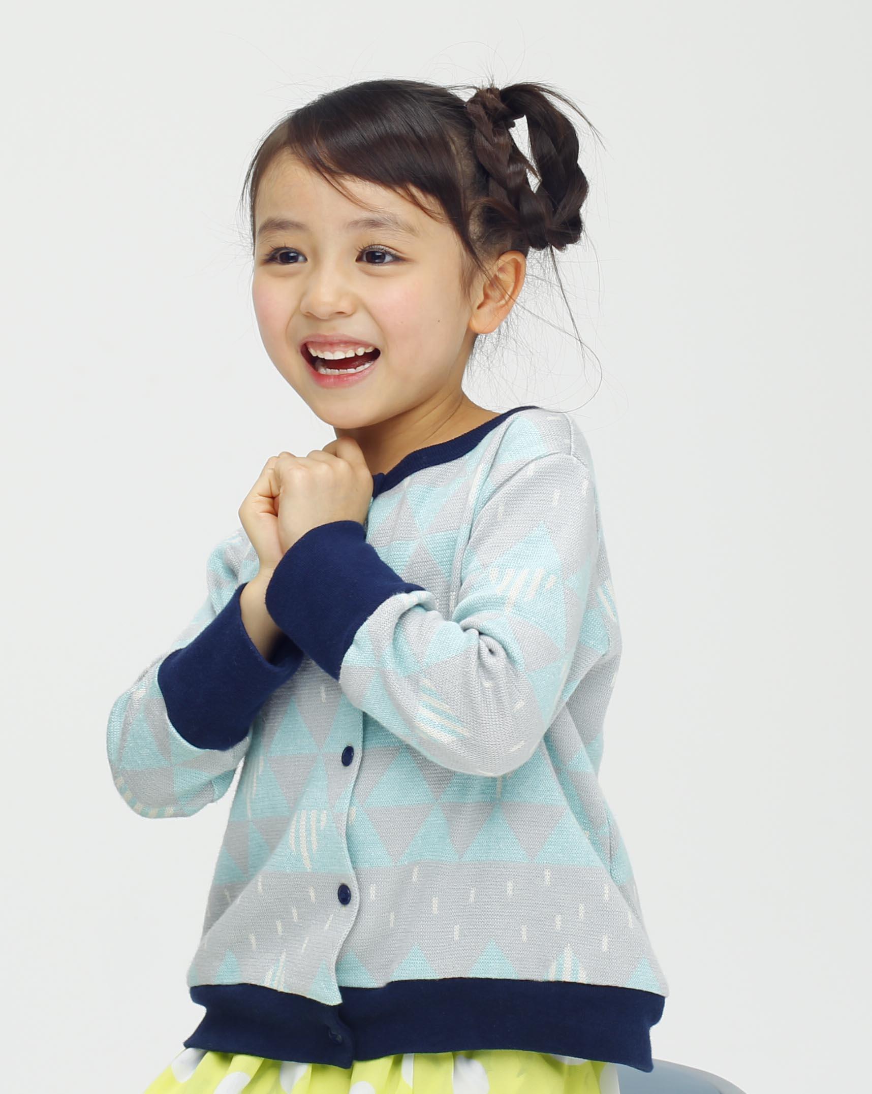 日本一かわいい小学生!? 元『小学一年生』モデル・元倉あかりちゃん
