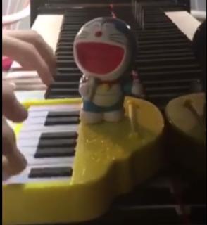 牛田智大さん・ドラピアノ