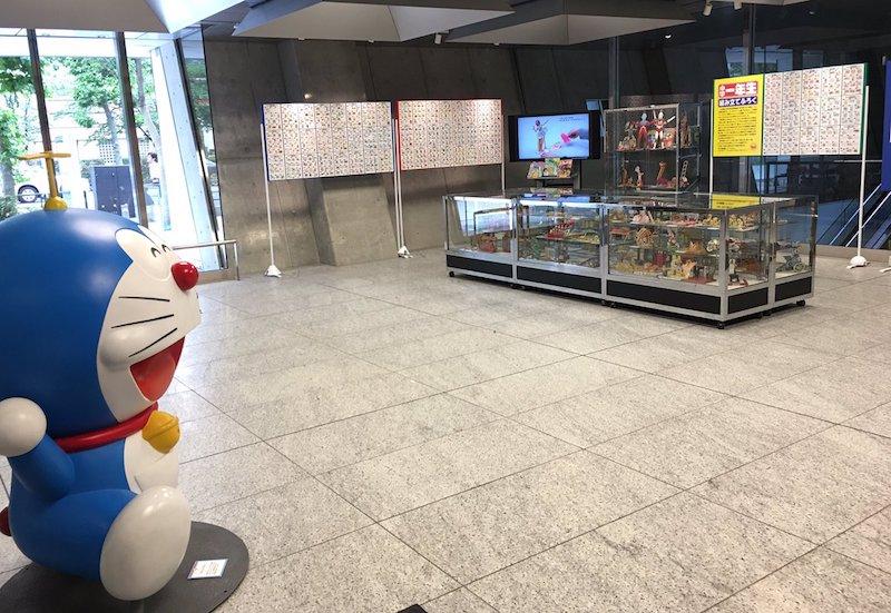 Shogakukan_lobby
