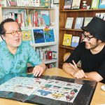 この絵本で漢字に親しんで【絵本作家インタビュー】中川ひろたかさん×きくちちきさん