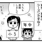 漫画『怒涛のにゅーじヨージ』Vol.199「4月ってそわそわ」