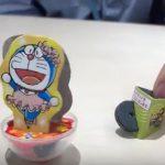 『小学一年生』7月号 わくわくこうさくスペシャル「おどるドラえもん」のくるくる動画