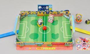【速報】マグネットサッカーゲーム+磁石の不思議がよくわかる!特集『小学一年生』7月号