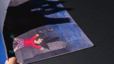 キャー!!  本の中からカゲカゲモンスターが飛び出す…⁉  紙育シリーズ『ぺぱぷんたす』002号