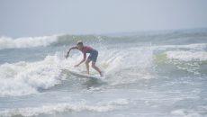 ジュニアオリンピック優勝! 世界で活躍するサーファーに (『小学一年生』10月号連動企画)