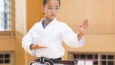 キレキレの「形」で史上初の6連覇!スーパー小学生空手家(『小学一年生』10月号連動企画)
