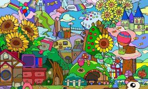 【掲載終了】イラストコンテストの大賞・読者賞作品、ハム太郎サイトで掲載中!