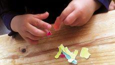 紙をちぎって、切って、盛りつけて…。絵本で楽しむ、自分だけのクッキング