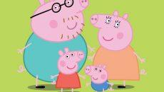 イギリス生まれの大人気キャラクター『ペッパピッグ』が『ベビーブック』に初登場!