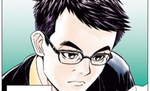 史上最強のプロ棋士『羽生善治 物語』【小学館の学習まんが人物館】