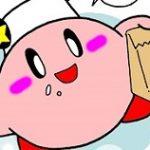 「カービィカフェ」ルポ漫画4 グッズコーナーでカービィからすてきな贈り物?