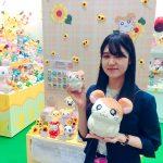【てちレポ】「東京おもちゃショー」でハム太郎グッズがお目見え