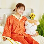ハム太郎たちと「すかぴー」なのだ! 大人用パジャマ&ワンピースが初登場!