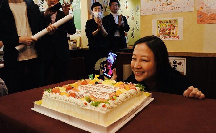 西原さん息子も登場!高須院長お誕生日パーティーをレポート