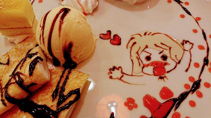 #サイバラ酒場デザート画力対決 現在のイチオシ作品!